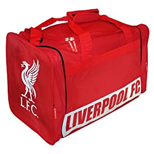 Liverpool FC Official Football Gift Sports Bag Holdall Red (RRP £19.99!) from Liverpool FC
