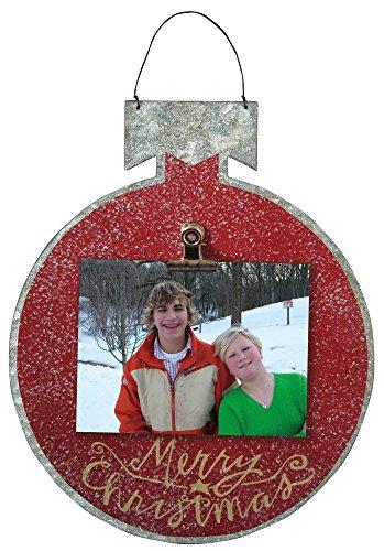Primitives by Kathy Tin Photo Ball – Merry Christmas