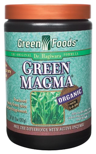 Green Foods  11 oz powder