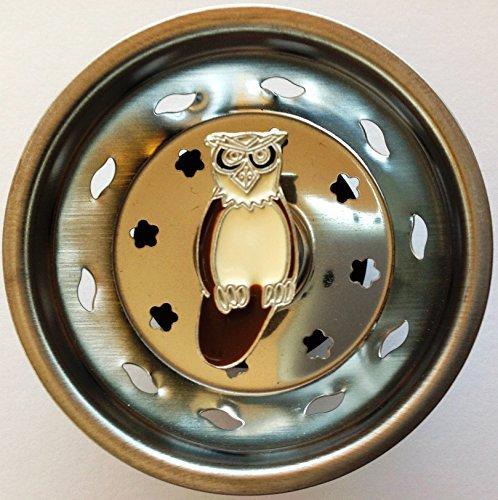 Owl Sink Strainer