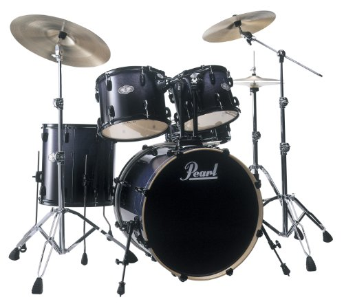Pearl Vision Birch VBX925FPK/B235 Shell Pack, Concord Fade (Cymbals and Hardware Not Included)