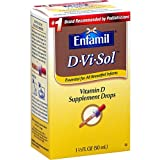 Enfamil D-Vi-Sol Vitamin D Supplement Drops 1.66 fl oz (50 ml)