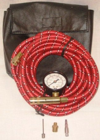 (1) GM On Board Air Compressor Air Hose Kit