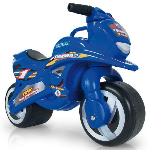 Injusa - Moto correpasillos Tundra Blue (195)