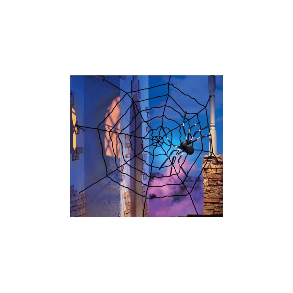 Giant Halloween Spider Web Decoration By Collections Etc