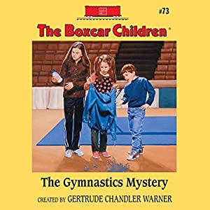 The Gymnastics Mystery Audiobook