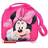 Disney Minnie Mouse School Multi Purpose Bag (PINK)
