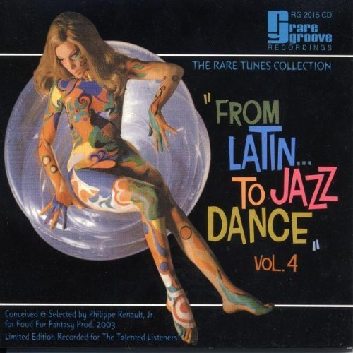 Vol. 4-from Latin to Jazz Dance by N/A 【並行輸入品】