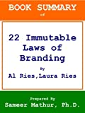 img - for Summary: The 22 Immutable Laws of Branding by Al Ries and Laura Ries book / textbook / text book