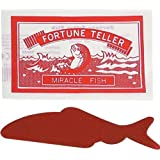 """Fortune Teller Fish Novelty Toy/Party Bag Fillers, pack of 6"""