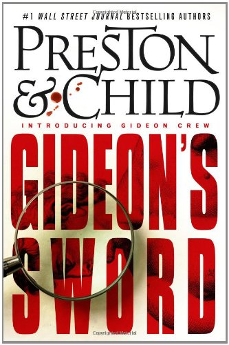 Image of Gideon's Sword (Gideon Crew series)