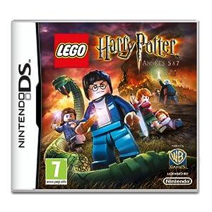 Lego Harry Potter : Années 5 à 7 DS