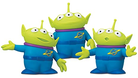 Space Alien Toy Story