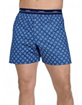 Hanes Printed Woven Boxers Style # 832BT, M-Assorted Prints