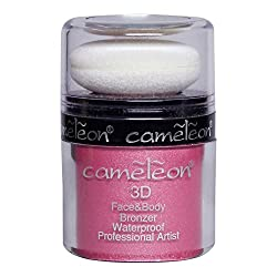 Cameleon 3D Face & Body Waterproof Bronzer - Baby Pink ( 10g )