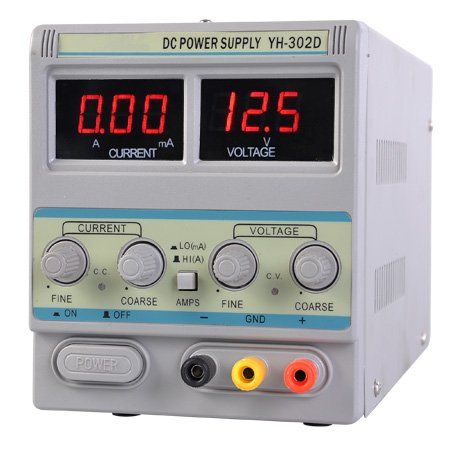 Led Digital 30V 2A Variable Lab Precision 110V Input Ac - Dc Power Supply Converter 3Ma Soldering Station For Electronic Repair Scientific Research Automotive