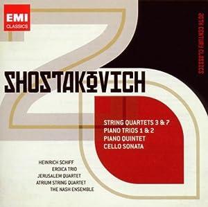 Dmitri Shostakovich: Chamber music from EMI classics