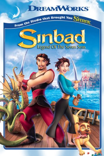 Amazon.com: Sinbad: Legend of the Seven Seas [HD]: Brad Pitt