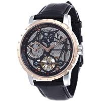 [ブルッキアーナ]BROOKIANA 腕時計 機械式  ジオメットリックスケルトン BA1674-PG メンズ
