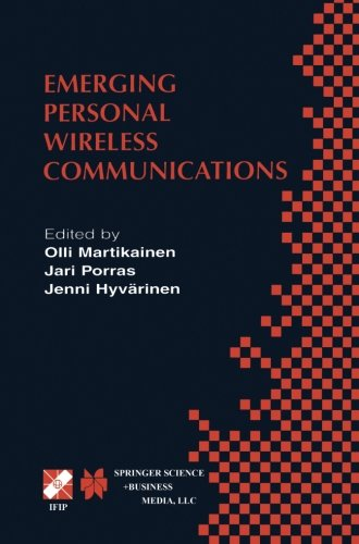 Emerging Personal Wireless Communications: IFIP TC6/WG6.8 Working Conference on Personal Wireless Communications (PWC'20