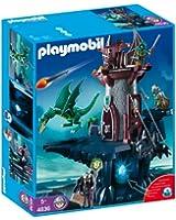 Playmobil - 4836 - Jeu de construction - Donjon du Dragon Vert
