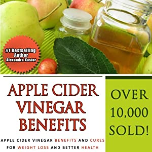 Apple Cider Vinegar Benefits Audiobook