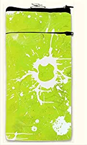 Active Elements conspicuous Multipurpose both side printed, waterproof Smart mobile pouch Design No-PUC-12630-S Comfortably Fit for Phone Size up to IPHONE 5/4 /5-C Etc.