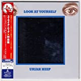 URIAH HEEP Look At Yourself NEW CD MINI LP WITH OBI COLLECTORS EDITION