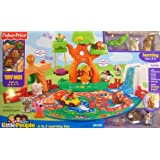 Fisher Price Little People A to Z Learning Zoo Playset [Toy]