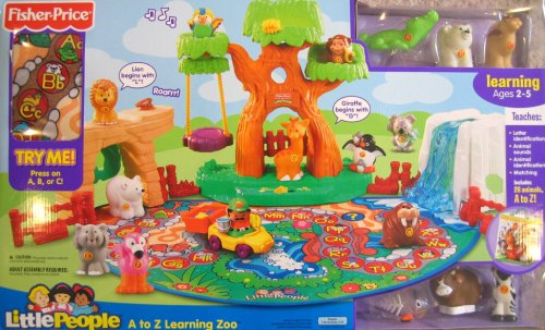 Z Fisher Price Oh yes  this is coming to our