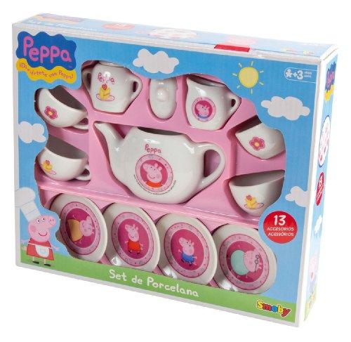 Peppa Pig - Set de porcelana (Smoby 24254)