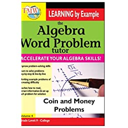 Algebra Word Problem: Coin and Money Problems