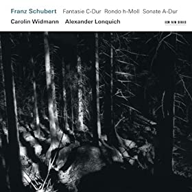 Schubert: Fantasia in C, for Violin and Piano D.934 - Allegretto