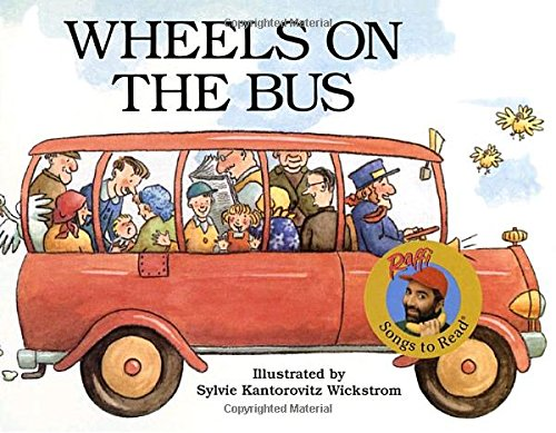 Wheels on the Bus (Raffi Songs to Read (Board Books))