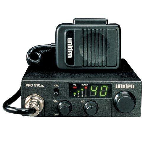 Uniden PRO-510XL CB 2WAY RADIO 40CH COMPACT
