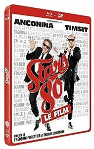 Stars 80, Le Film - Combo Blu-Ray + DVD - inclus le film en version karaoké ! [Blu-ray] [Ultimate Edition - Blu-ray + DVD]