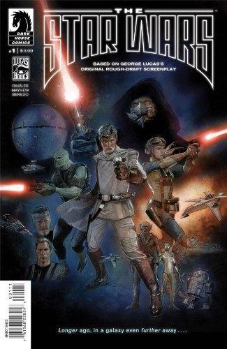 Star Wars #1 Lucas Rough Draft PDF