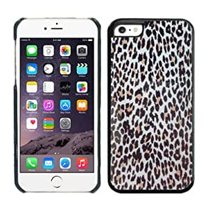 Leopard Brown Cheetah Hard Case Cover For Apple iPhone 6