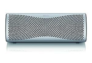 kef muo lautsprecher kabellos mit bluetooth light silver audio hifi. Black Bedroom Furniture Sets. Home Design Ideas