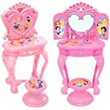 Disney Princess: Vanity Table with Stool