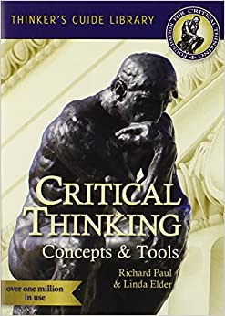 critical thinking concepts and tools amazon The methodology commonly referred to as design thinking is a proven and repeatable problem-solving protocol that any bring us full circle to the simple truth about design thinking that it is a most powerful tool and when linked to an improved future unlike critical thinking.