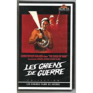 Les Chiens De Guerre [VHS]