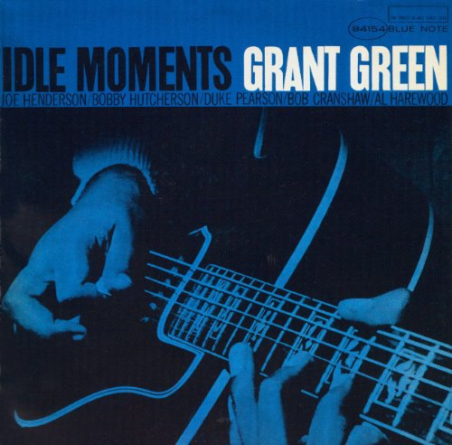CD : Grant Green - Idle Moments (remastered) (Remastered)