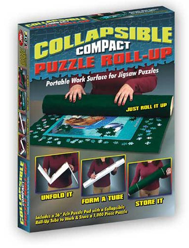 Cheap Fun TDC Games Collapsible Puzzle Roll – Up (B000FKOXPI)