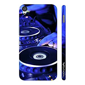 One Plus X The Tiesto Style designer mobile hard shell case by Enthopia