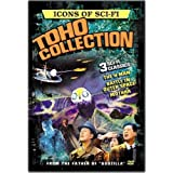 Icons of Sci-Fi: Toho Collection (The H-Man / Battle in Outer Space / Mothra) ~ Ishiro Honda