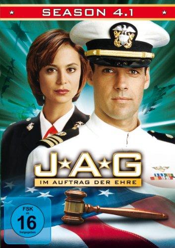 JAG: Im Auftrag der Ehre - Season 4, Vol. 1 [3 DVDs]