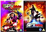 The Complete Spy Kids DVD Movie Collection: Part 1, Part 2, Part 3 and Part 4 + Extras