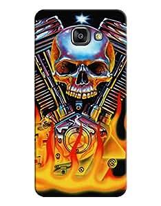 Back Cover for Samsung Galaxy A5 (2016 Edition),Samsung Galaxy A5 A510