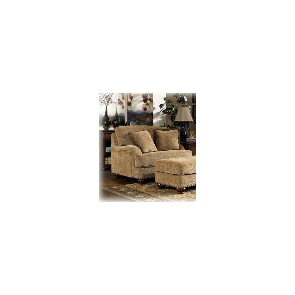 f9d57cee2eca Stansberry Vintage Chair and 1 2 by Ashley Furniture on PopScreen
